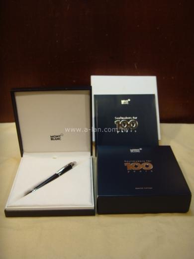 萬寶龍100週年紀念鑽石漂浮年度限量鋼筆-81212268