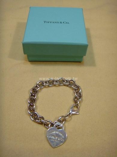 TIFFANY 心型手鍊-81557858