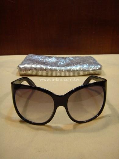 JIMMY CHOO 黑膠框眼鏡-82353338