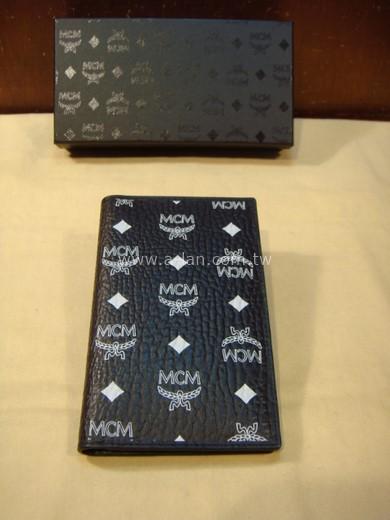 MCM 經典圖騰長夾-82692858