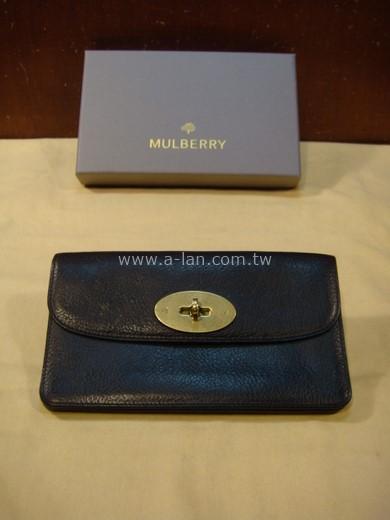 Mulberry 牛皮長夾-82692868