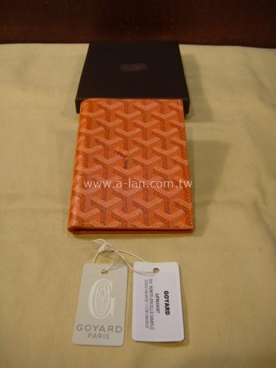 GOYARD 橘中夾-82693048