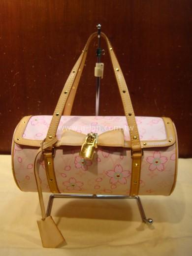 LV-櫻花圓筒包-83000168