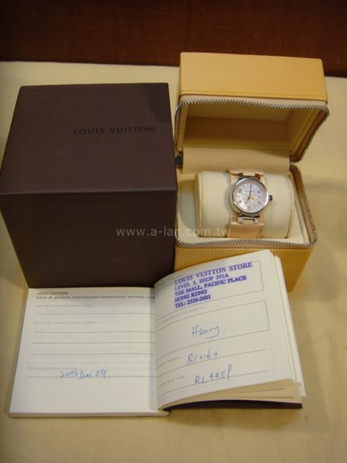 LV-Q12160 粉石英女錶-830573088