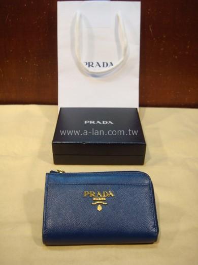 PRADA 拉鍊零錢包-83207168