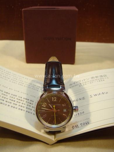 LV-Q11320 Tambour GMT 自動錶-83287918