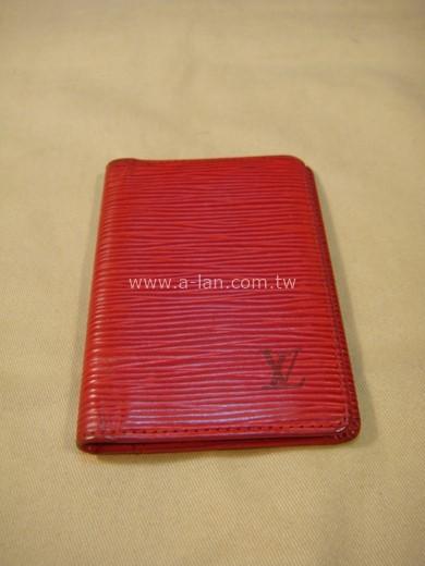 LV-EPI 紅名片夾-83524188