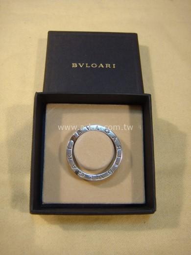 BVLGARI 銀鎖圈-84072208