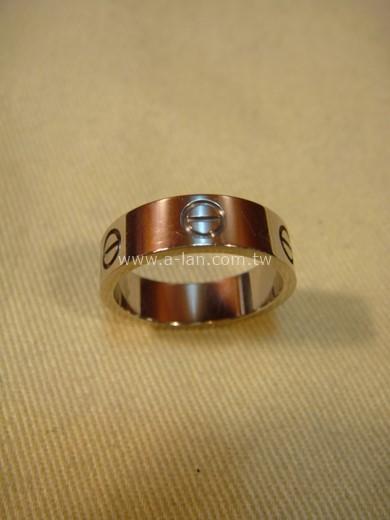 Cartier Love 750k 金戒指-84072378