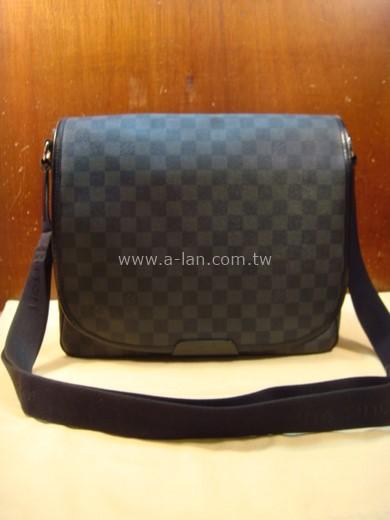 LV-N58029 黑格書包-84072518