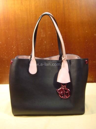 DIOR 雙色購物包-84126448