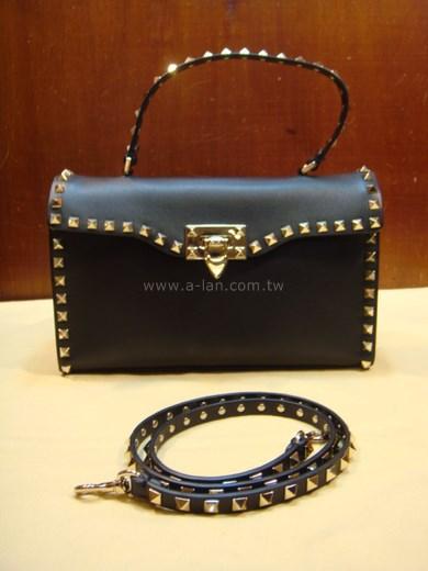 VALENTINO Rockstud small single jandle bag-85024338