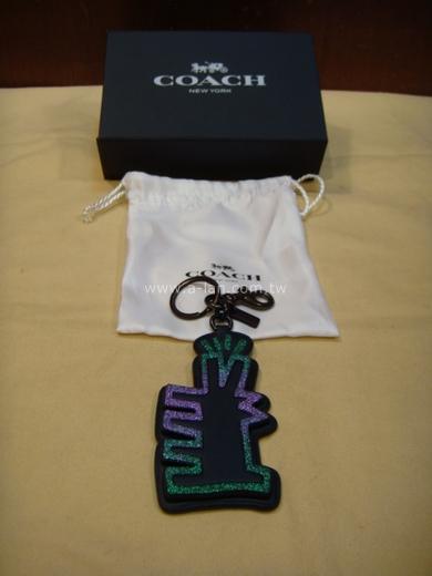 COACH 鎖圈吊飾-842996628