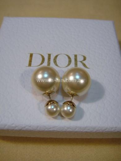 Dior 珍珠耳環-842998698