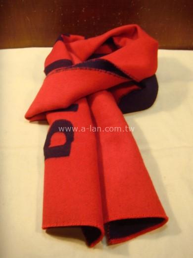 BALENCIAGA LICENCE MACRO SCARF 圍巾-842999058