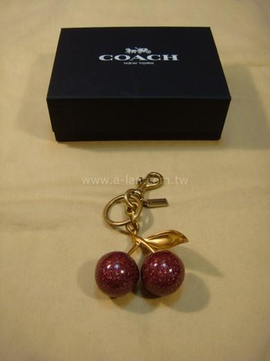 COACH 櫻桃吊飾-842999198