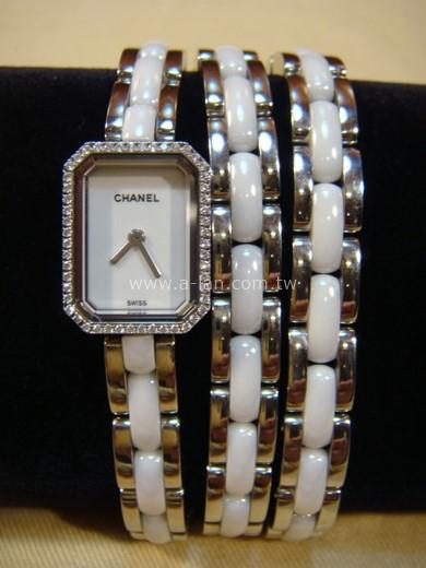 CHANEL J12  陶瓷鑽錶-84582658