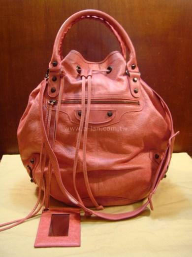 BALENCIAGA PONPON BAG-84596018