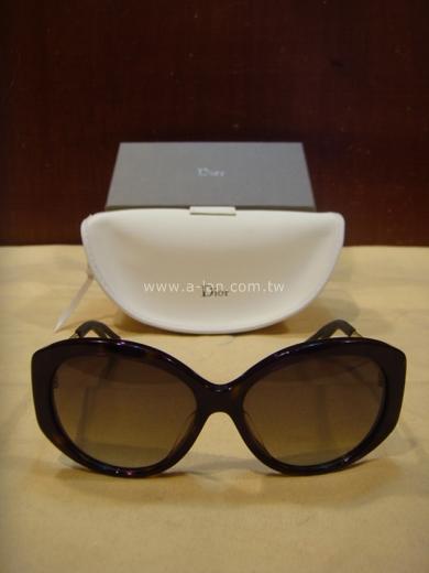 Dior 金框墨鏡-84627048