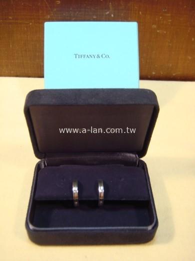 TIFFANY 穿針式耳環-84666158