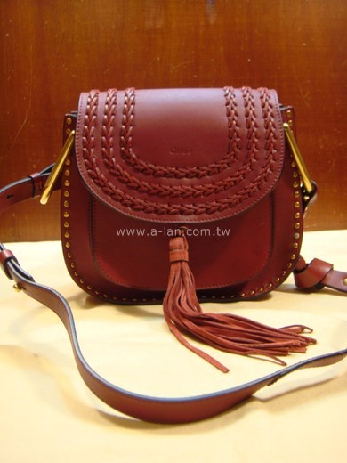 Chloe' Hudson shoulder bag 流蘇復古側包-84828048