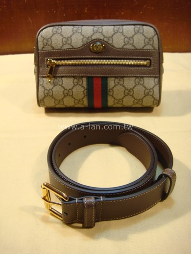 GUCCI Ophidia GG Supreme small belt bag-84859188