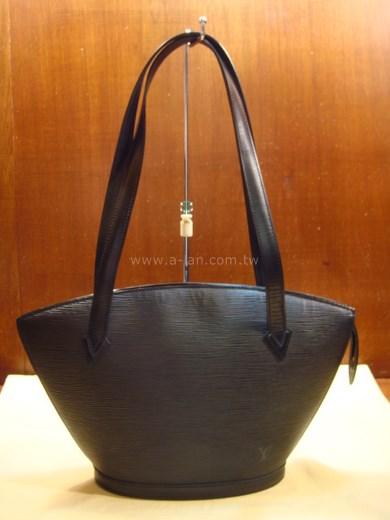 LV-EPI 黑扇形包-85019018