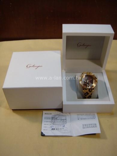 Galtiscopio 木馬藝術水晶腕錶-85024128