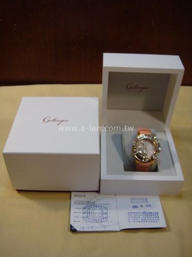 Galtiscopio 木馬藝術水晶腕錶-85024138
