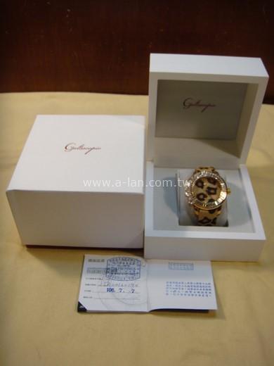 Galtiscopio 藝術水晶腕錶-85024158