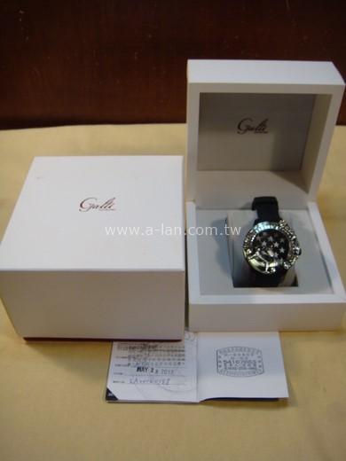 Galtiscopio 木馬藝術水晶腕錶-85024168