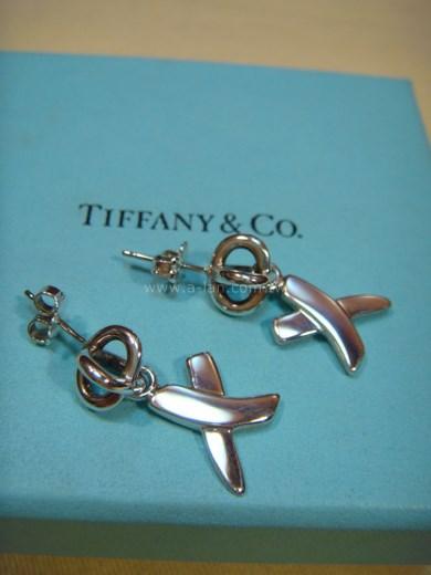 TIFFANY 畢卡索耳環-85098028