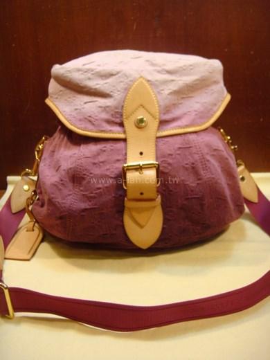 LV-單寧布側背包-85161018