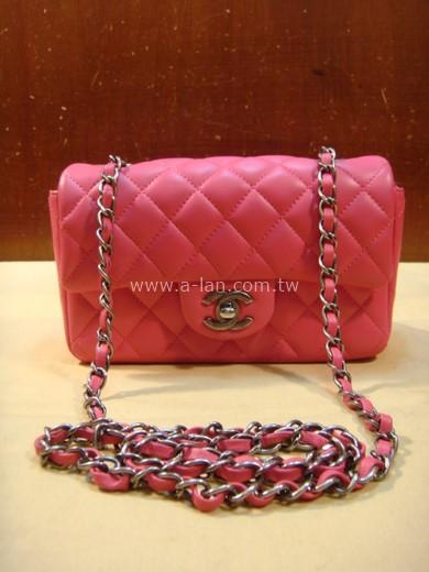 CHANEL 小羊皮鏈揹包-85180078
