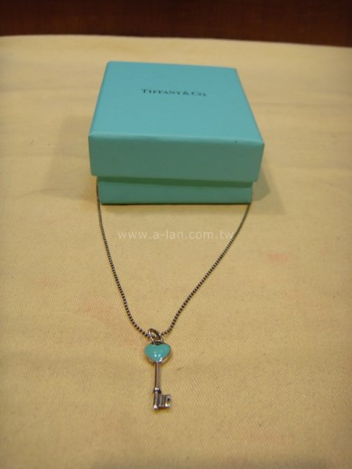 Tiffany 心中之鑰細鍊-85200038