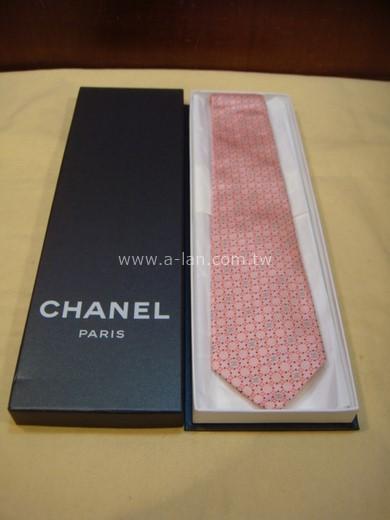 CHANEL 絲質領帶-85215548