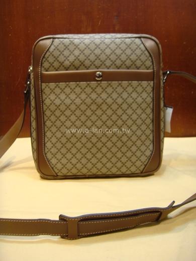 GUCCI 帆布側背包-85283018