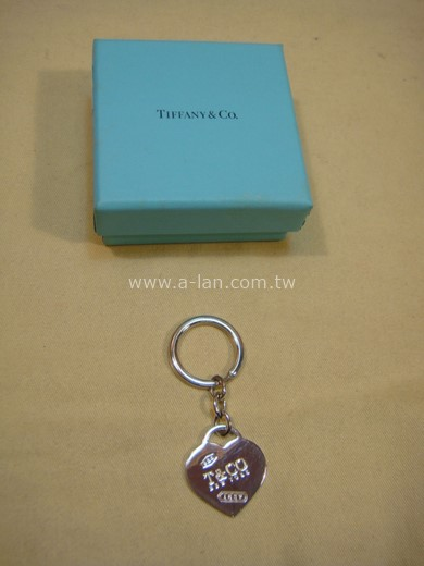 Tiffany 銀鎖圈-85295018