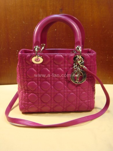 LADY DIOR 頂級小羊皮包-85354018