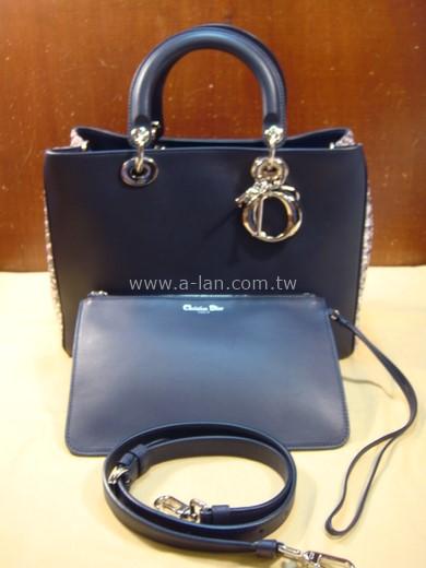 Dior 全皮亮片包-85355018
