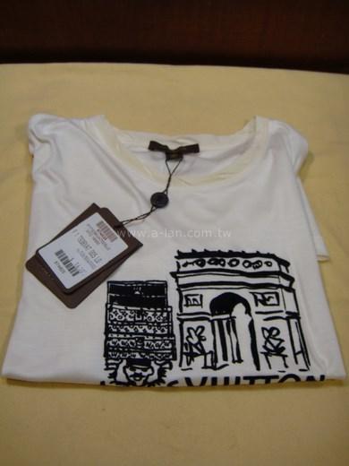 LV-白荷葉領短絲衫-85365048