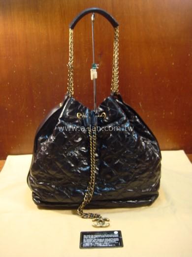 Chanel 小牛皮雙鏈肩包-85369018