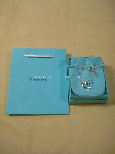 Tiffany 畢卡索大心鏈-85379038
