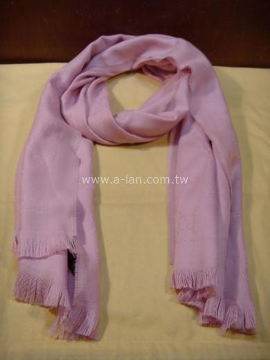 GUCCI 粉絲巾-85382298