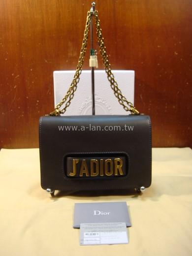 J'ADIOR 頂級小牛皮翻蓋式包款 / 手拿+雙鏈肩包+單鏈肩包-85382348