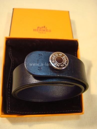 HERMES 雙圈皮手環-85382768