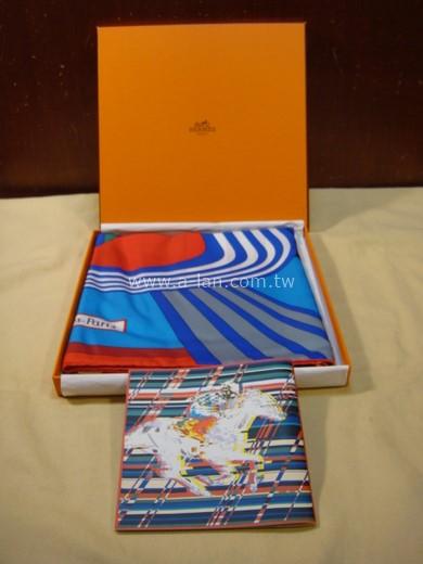 HERMES 大方絲巾-85433018