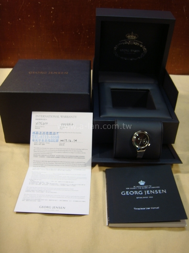 GEORG JENSEN VIVIANNA 石英腕錶 27-85452018