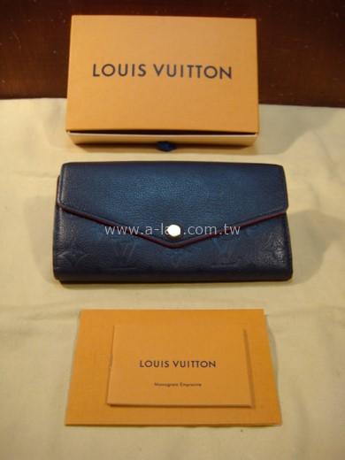 LV-M62125 SARAH 錢包-85513028