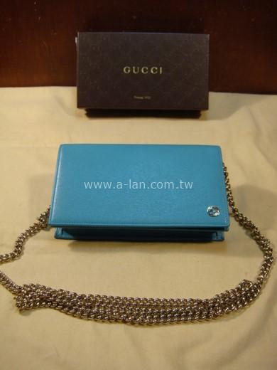 GUCCI 鏈側包-85344018